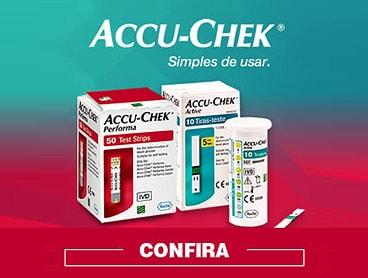 Compre Accu-Chek com até 28% de desconto!