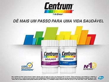 Compre Linha Centrum com até 20% de desconto!