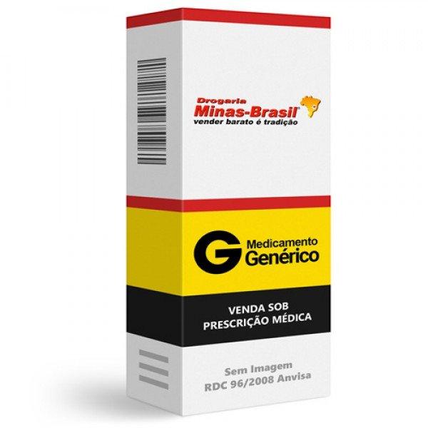 Alprazolam 0,25mg Genérico Ems Com 30 Comprimidos