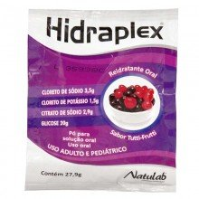 Hidraplex Tutti-frutti Pó Para Solução Oral 27,9g