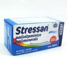 Stressan C/ 30 Comprimidos