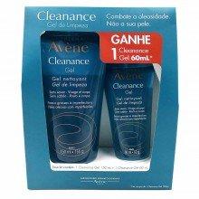 Kit Cleanance Gel de Limpeza 150ml e Ganhe Cleanance Gel de Limpeza 60ml