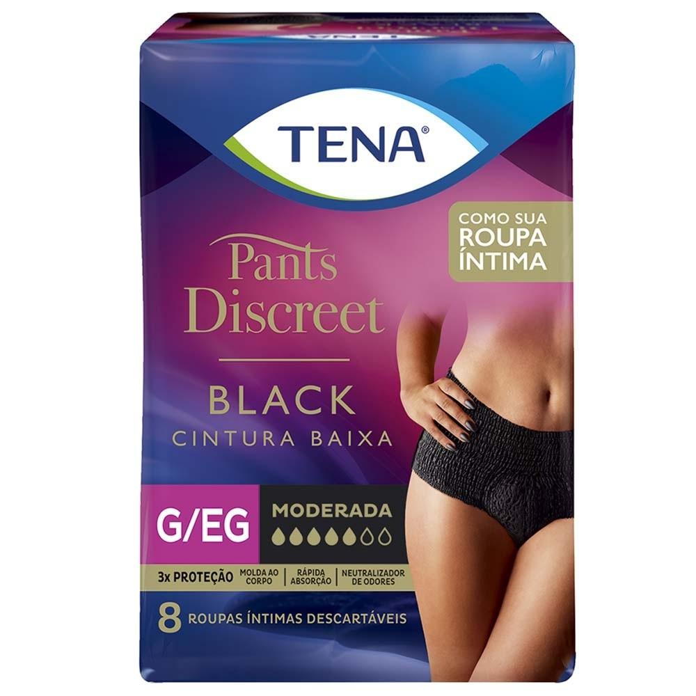 Comprar Roupa Íntima Tena Pants Discreet Nude Tamanho