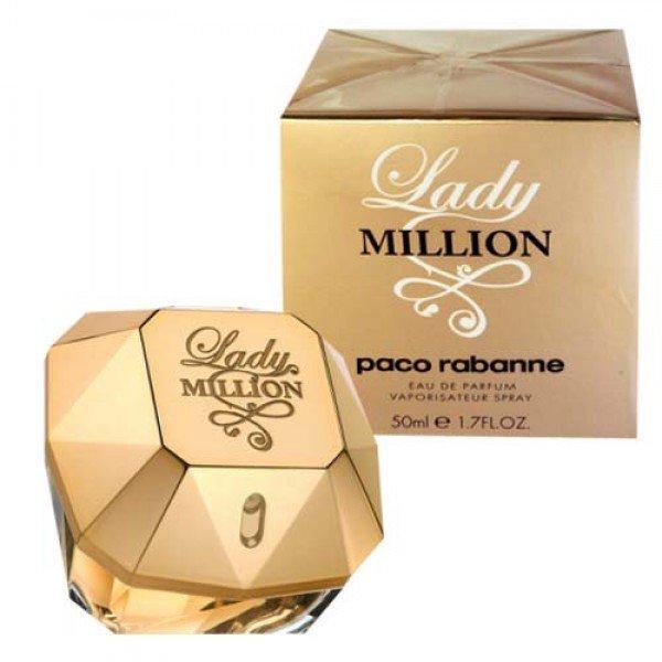 501fb98e0 Comprar Perfume Lady Million Paco Rabanne 50ml