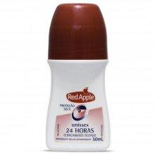 Desodorante Roll On Red Apple Unissex 50ml