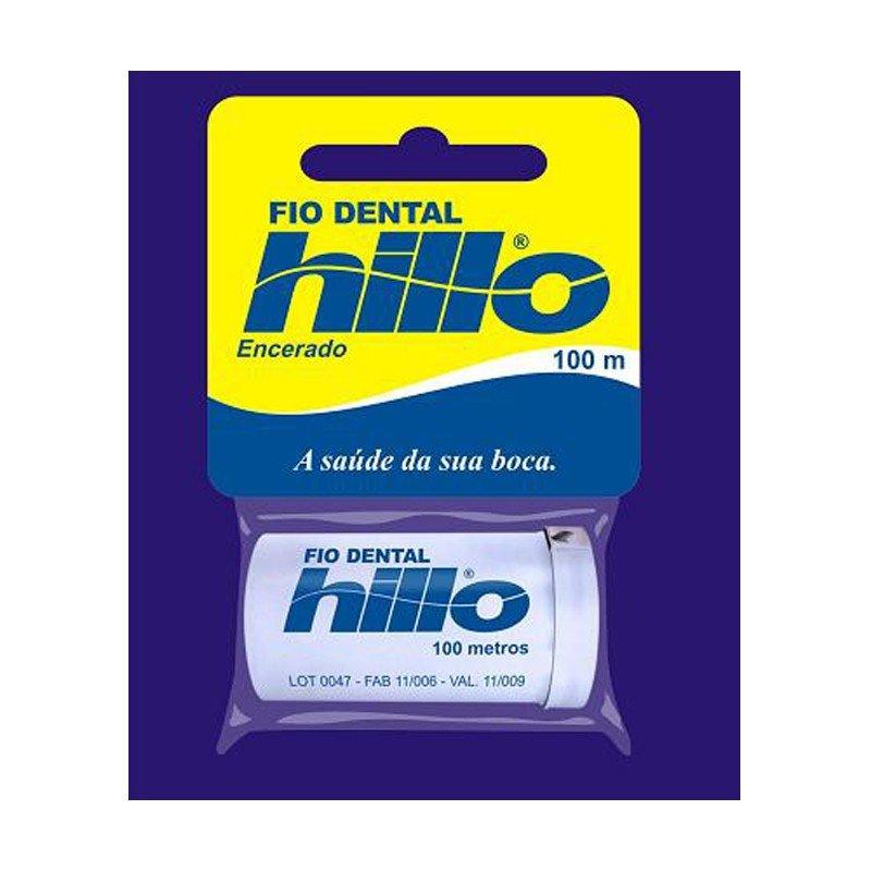1a86fa786 Comprar Fio Dental Hillo Tradicional 100 Metros