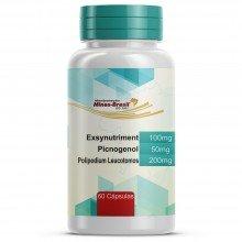 Exsynutriment 100 Mg Picnogenol 50 Mg Polipodium Leucotomos 200 Mg - 60 Cápsulas
