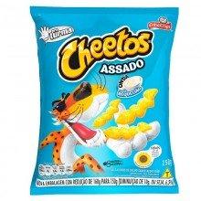 Cheetos Elma Chips Onda Sabor Requeijão 150g