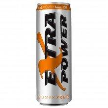 Energético Extra Power Sugar Free 270ml