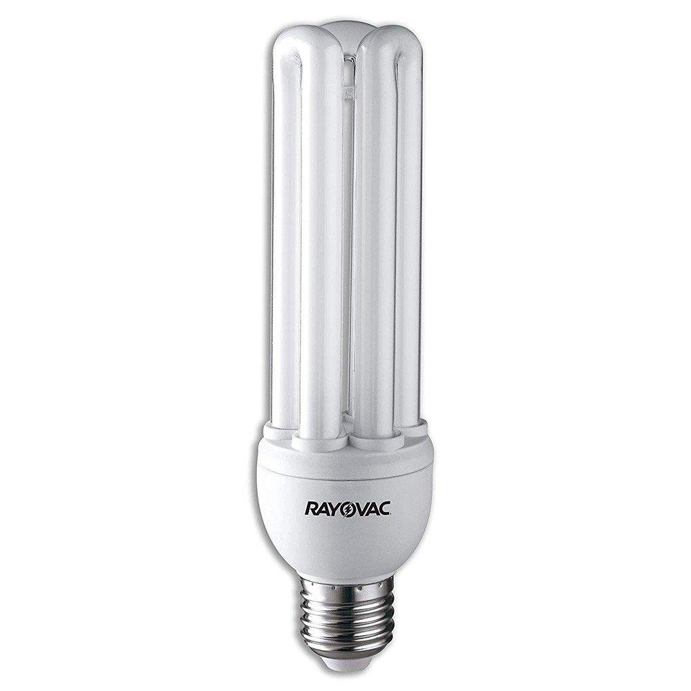 25w Lâmpada Fluorescente Luz Branca Rayovac rCWQBedxo