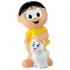 Boneco de Vinil Turma da Mônica Líder Brinquedos Ref:2755