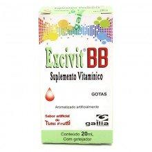 Excivit Bb Gotas 20 Ml - Gallia