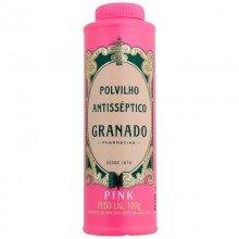 Polvilho Antisséptico Granado Pink 100g