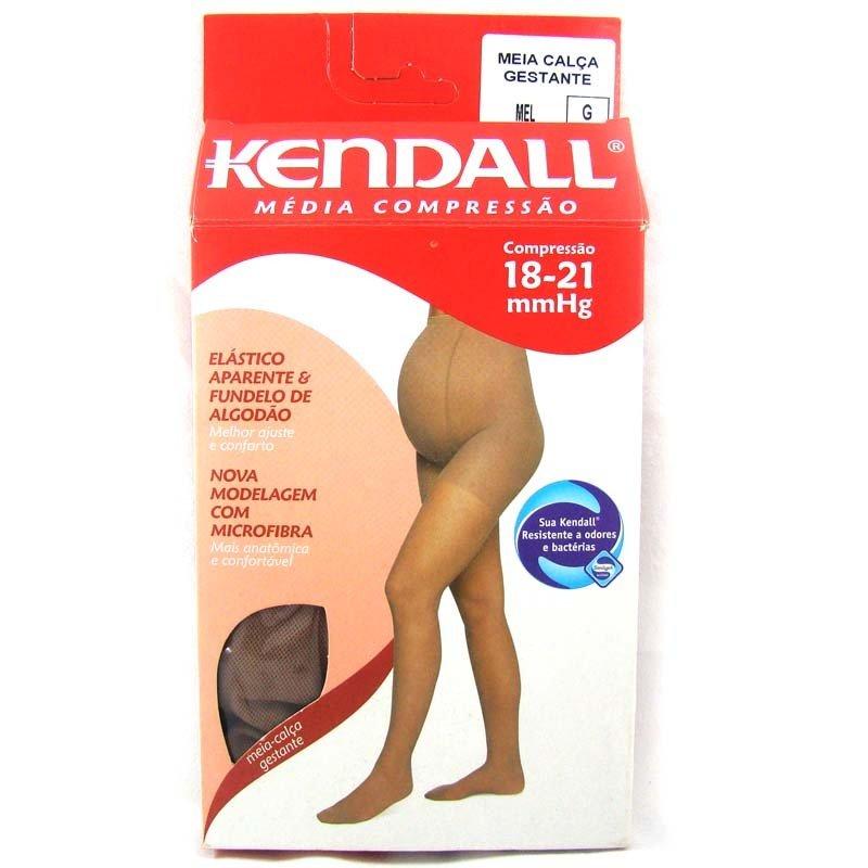 f754fbbec Comprar Meia Calça Gestante Kendall Média Compressão Mel G
