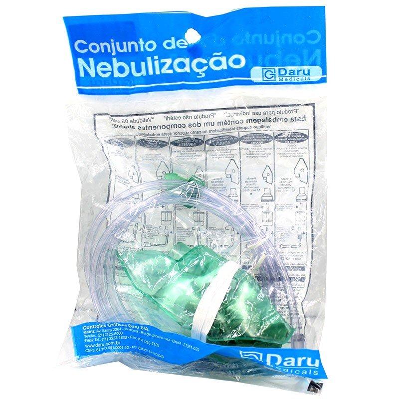 4f0ec0667 Comprar Kit Nebulizador Daru Infantil Terminal de Encaixe Em