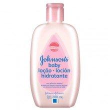 Creme Hidratante Infantil Johnsons e Johnsons Baby Com 200 Ml