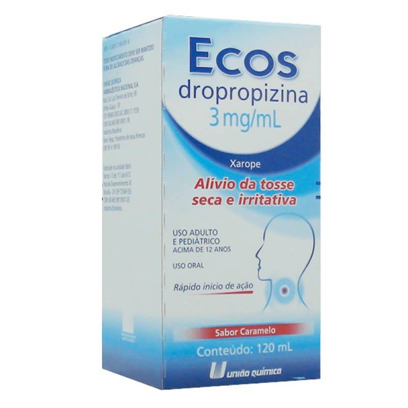 medicamento para tosse seca infantil