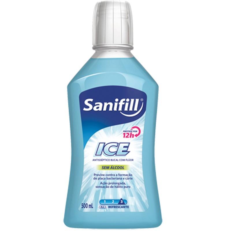 b29e5a036 Comprar Enxaguante Bucal Sanifill Ice 300ml