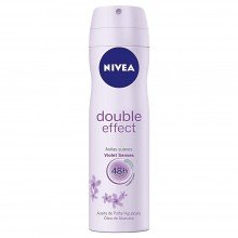Desodorante Aerosol Nivea Double Effect 48hr 150ml