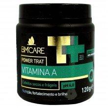 Vitamina Power Trat Barro Minas Vitamina A 120g