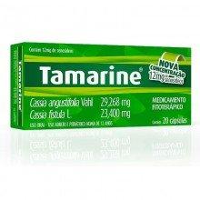 Tamarine 12 Mg C/ 20 Cápsulas