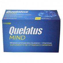 Quelatus Mind Com 60 Cápsulas Gelatinosas