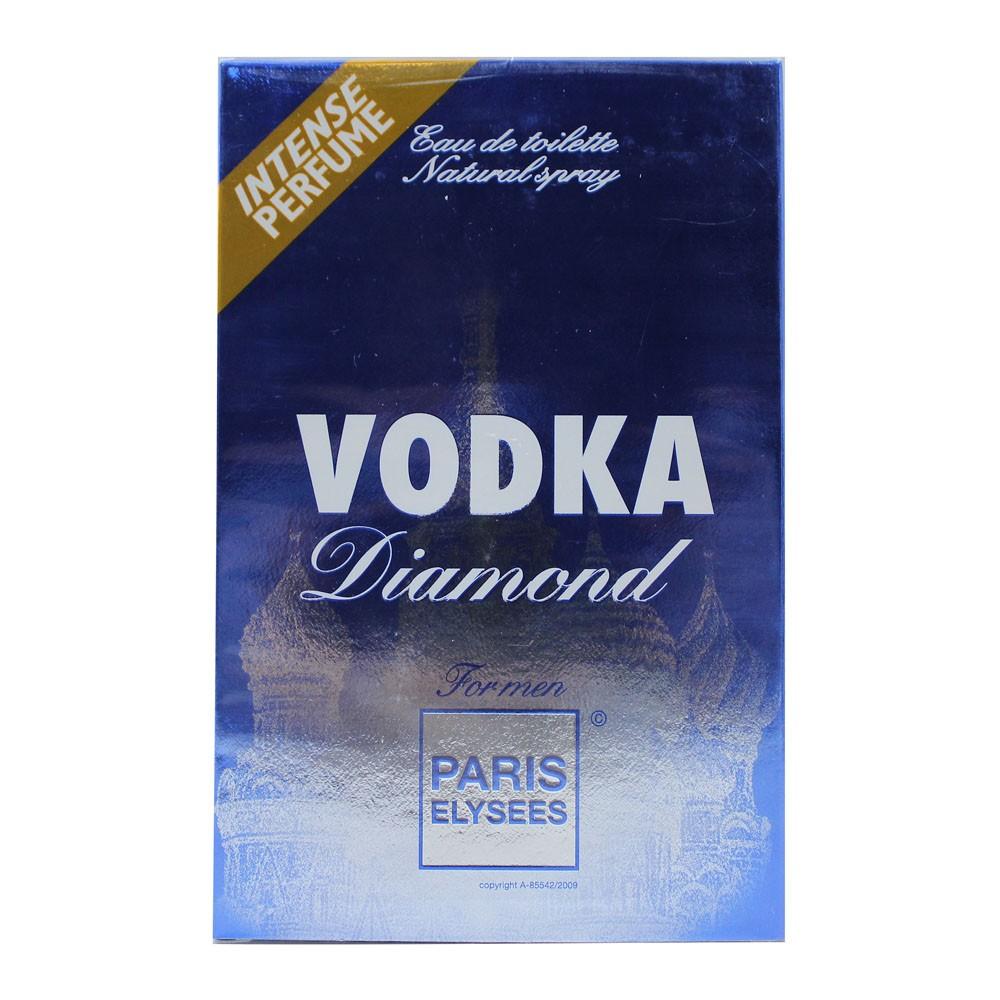 00563a0f0 Comprar Eau de Toilette Paris Elysees Vodka Diamond 100ml