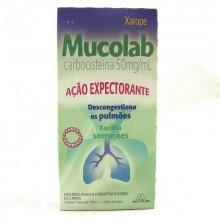 Mucolab Xarope C/ 100 Ml