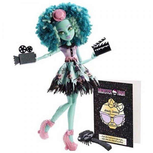 bcd76836d Comprar Boneca Monster High Honey Swamp Ref: Blw99