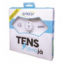 Aparelho Eletroestimulador Tens G-tech - Combate A Dor Sem Medicamentos - Alívio Já