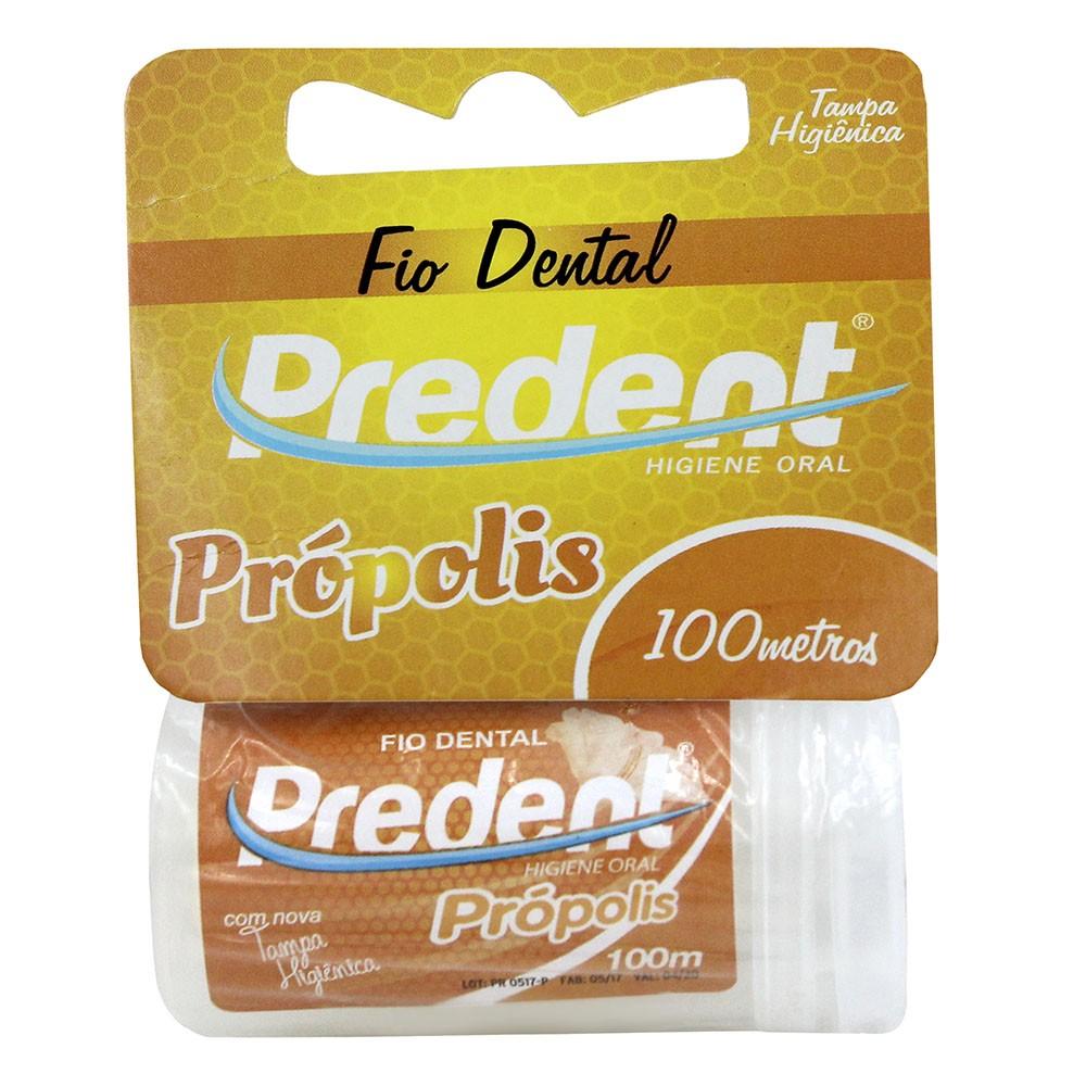 86f074230 Comprar Fio Dental Predent Própolis 100 Metros