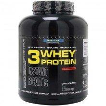 3w Whey Protein Sabor Chocolate Próbiotica 2268g