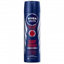 Desodorante Aerosol Nivea For Men Dry Impact Plus 150ml