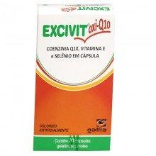 Excivit Oxi-q10 Com 30 Cápsulas Gelatinosas