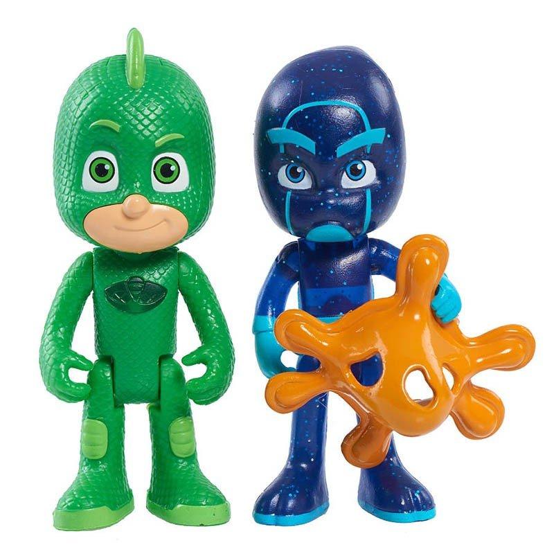 Comprar Pj Masks Heroi Com Luz E Inimigo Ref 4384