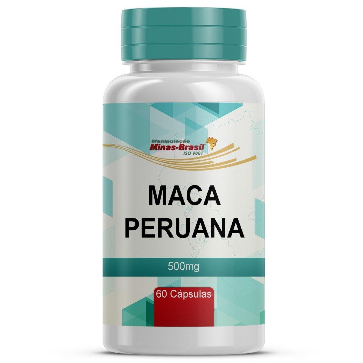 maca negra peruana