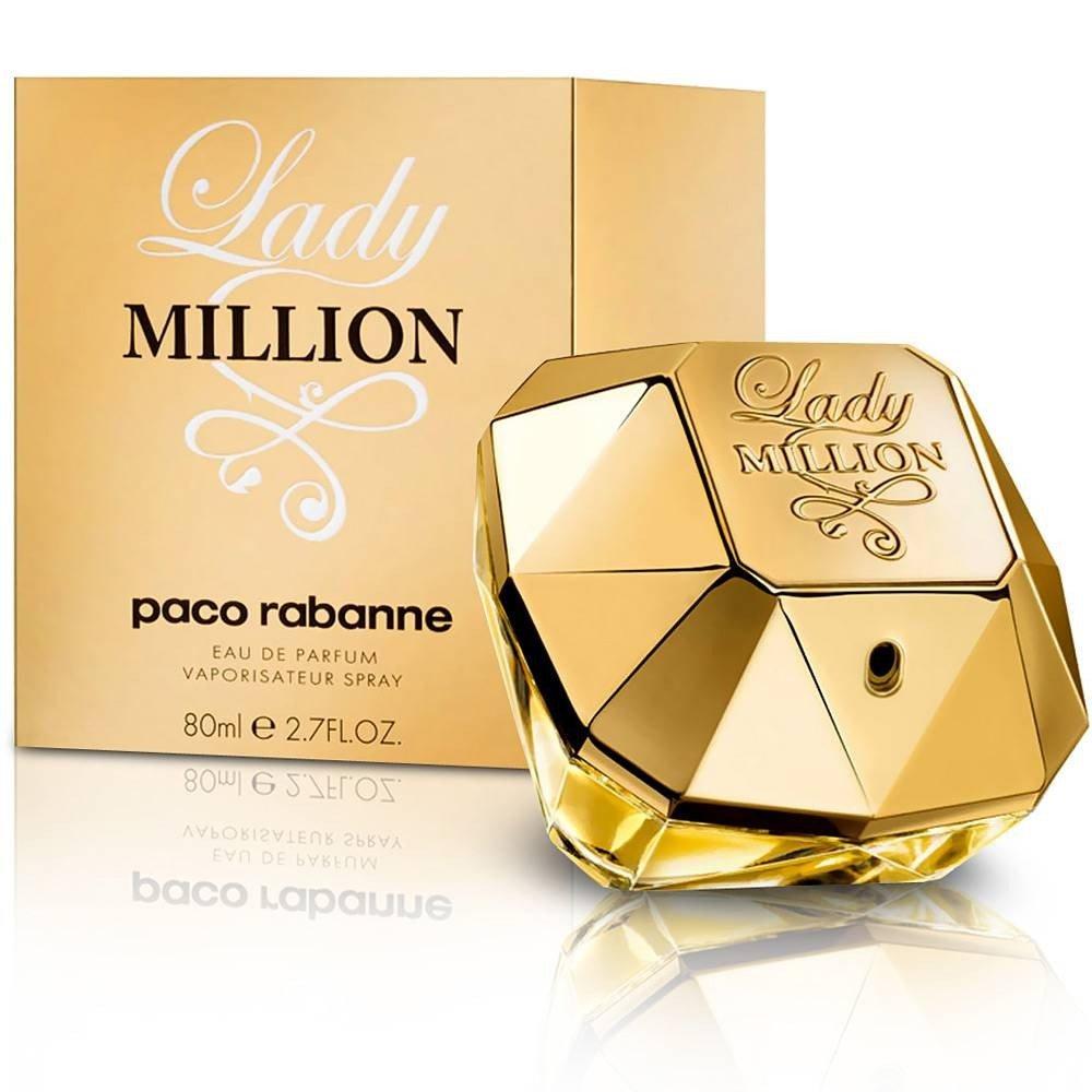85579e683 Comprar Eau de Parfum Lady Million Paco Rabanne 80ml