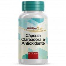 Cápsula Clareadora e Antioxidante - 60 Cápsulas