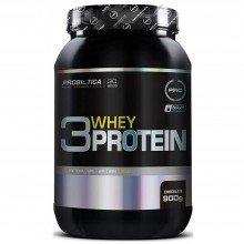 Whey Protein 3w Probiotica Sabor Chocolate 900g