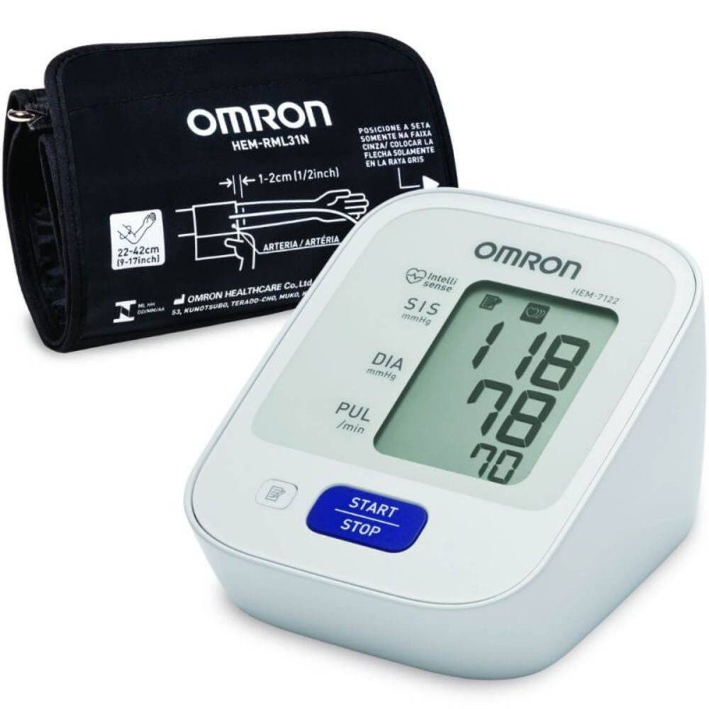 Medline | Tensiômetro Omron 907