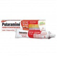 Polaramine 10mg/g Creme C/ 30 G