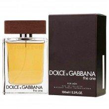 960d531d68096 Eau de Toilette Dolce e Gabbana The One Men 100ml